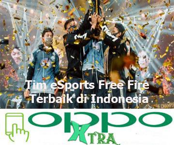 Tim eSports Free Fire Terbaik di Indonesia