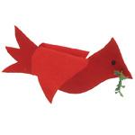 Flying Bird Ornaments - Step 2