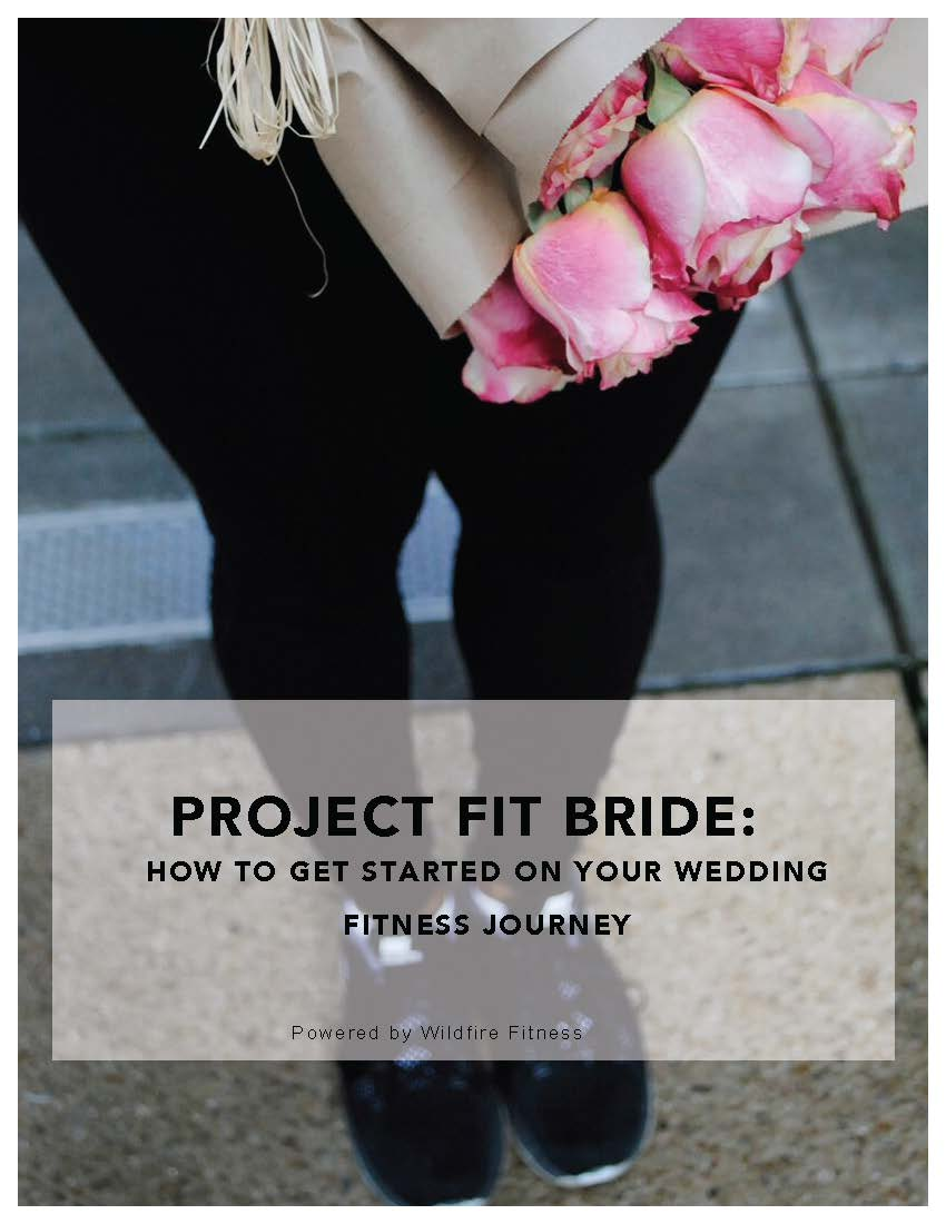 PROJECT FIT BRIDE: Grab your copy of our new eBook today! CLICK the image below!