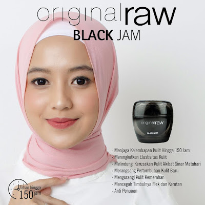 mengenal manfaat black jam original raw k-link indonesia