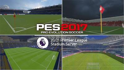 NEW Premier League Stadium Server