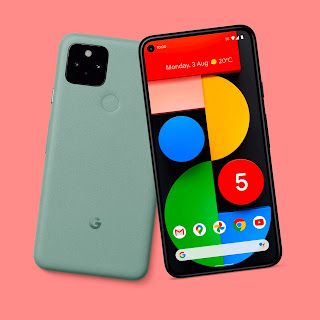 Pixel 5 comes with Snapdragon 765G