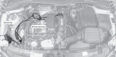 cara kerja racechip tuning box