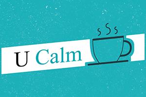 U Calm logo