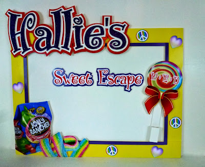 Musing With Marlyss Sweet Candy Shoppe Signs For Parties