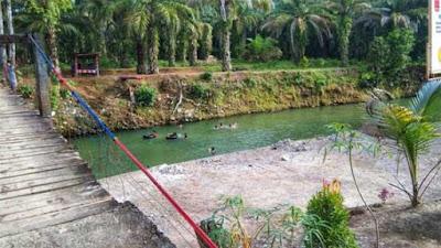 Kawasan Wisata Garuda Mas Manggopoh, Destinasi Liburan Keluarga Terbaru di Agam