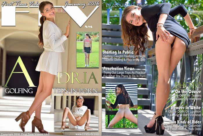 FTVGirls - Adria - Golfing Teen In Porn - idols