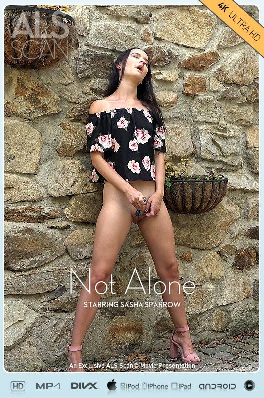 [Sxdf] Sasha Sparrow - Not Alone - Girlsdelta
