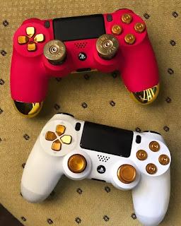 نصيحة حول كيفية تزيين Playstation أو وحدة تحكم Xbox