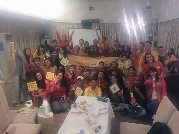 Kumpul Seru Bareng IM3 Ooredoo Squad