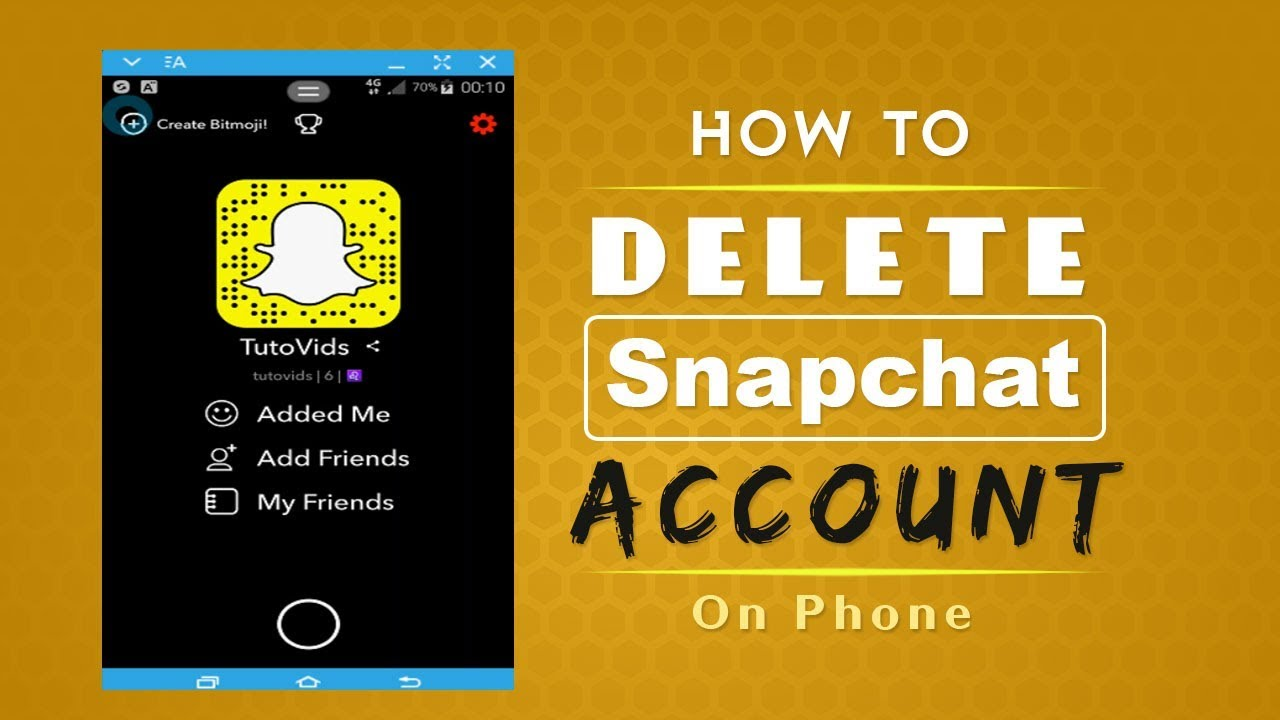 How to delete or deactivate your Snapchat account, - Everything