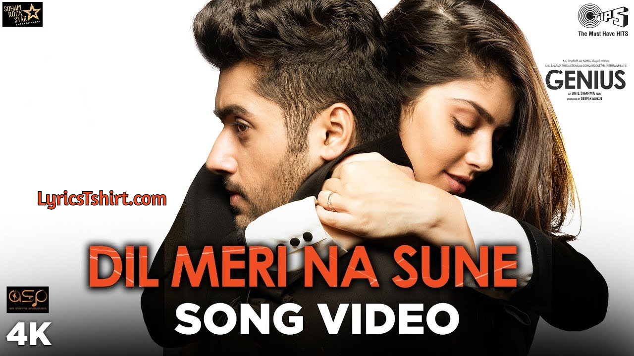 DIL MERI NA SUNE LYRICS IN HINDI