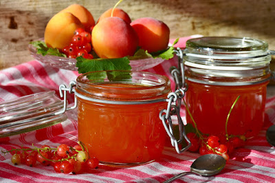 Homemade jams are lovely Diwali gifts