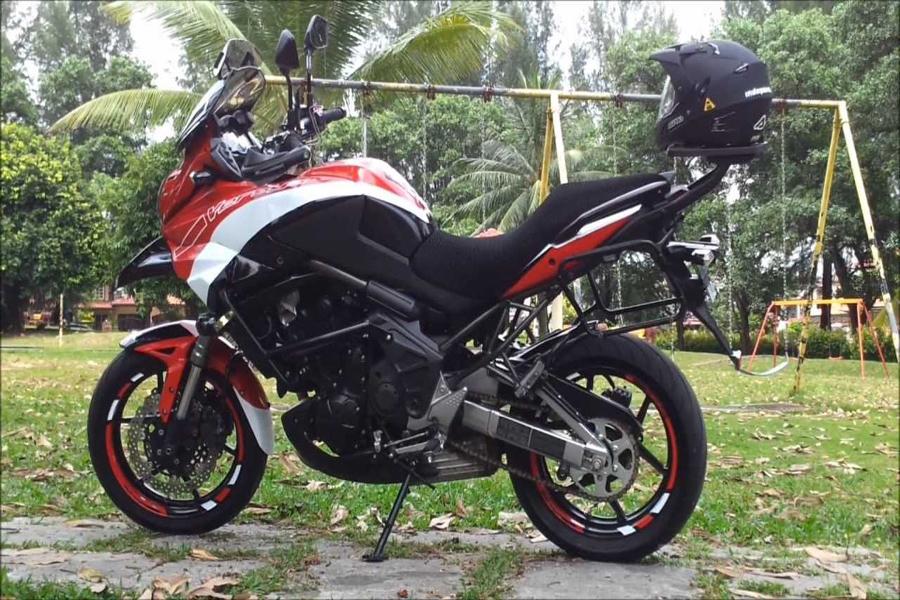 Kumpulan Foto Modifikasi Kawasaki Versys 650 Terbaru