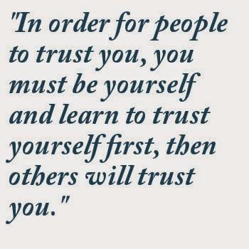 Bina kembali kepercayaan pada pasangan.