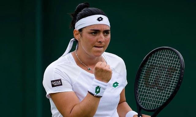أنس جابر ويمبلدون - Ons Jabeur Wimbledon