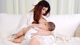 ASI Eksklusif Turunkan Potensi Pneumonia pada Anak