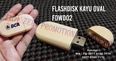 Souvenir USB Kayu Oval, Promosi Flashdisk Kayu FDWD02, Usb Flashdisk Kayu bentuk Oval FDWD02, USB Kayu Oval FDWD02, USB Kayu, Flashdisk Kayu