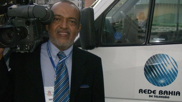 Cinegrafista da tv Bahia morre de Covid-19