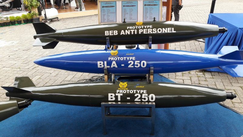 BLA - 250, BT - 250 Anti personel