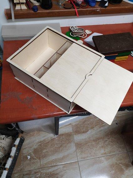 pudełko do ozdabiania decoupage