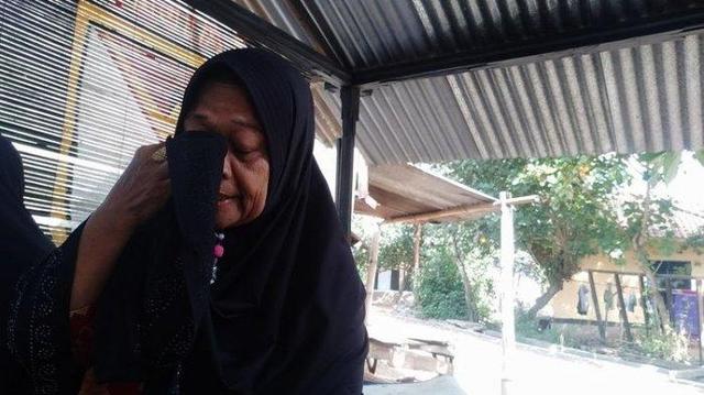 Hendak Dipenjarakan Anak Sendiri, Ibu Kalsum Sedih: Dia Anak Kandung Saya, Keluar dari Rahim Saya