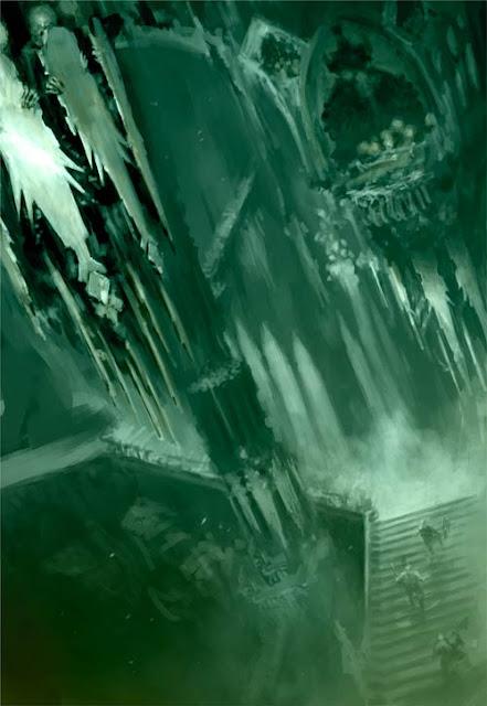 Trasfondo Warhammer Underworlds: Nightvault