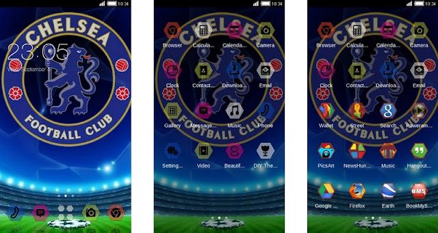 Download Tema Chelsea Android Keren & Gratis - Stadion