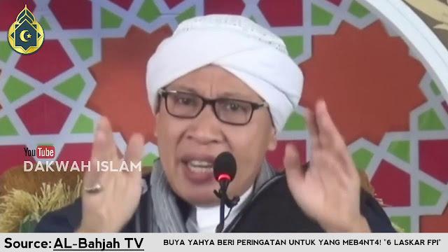 Buya Yahya: Orang Tua Menangis karena Anaknya Ditembak mati, Lainnya Mencela, Ada Apa Bangsa Ini?
