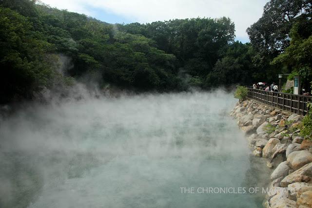 Taipei hot spring