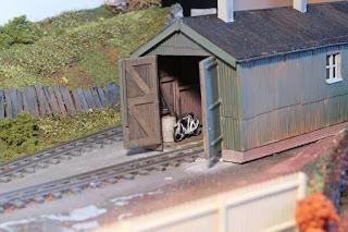 009 engine shed
