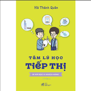 Tâm Lý Học Tiếp Thị - Bí Kíp Đọc Vị Khách Hàng ebook PDF EPUB AWZ3 PRC MOBI