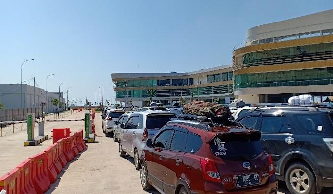 Dermaga Exekutif Pelabuhan Bakauheni Lampung tidak Maksimal Layani Pemudik