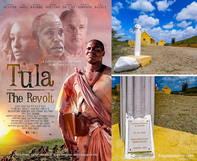 Curaçao, a história de Tula e a rebelião de escravos de 1795