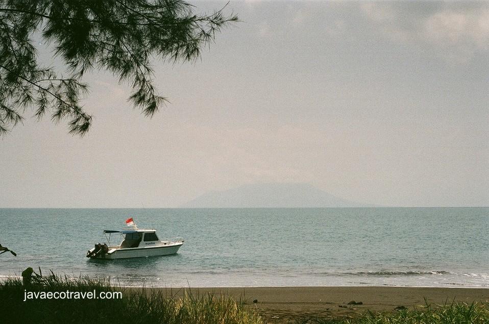 krakatau island
