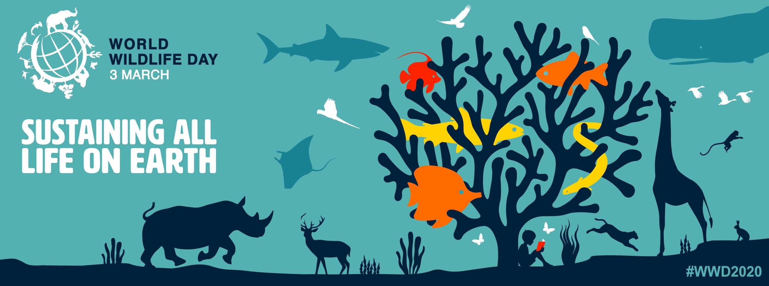World Wildlife Day Wishes Sweet Images