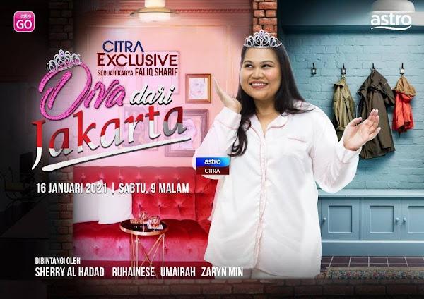 Telefilem Diva Dari Jakarta