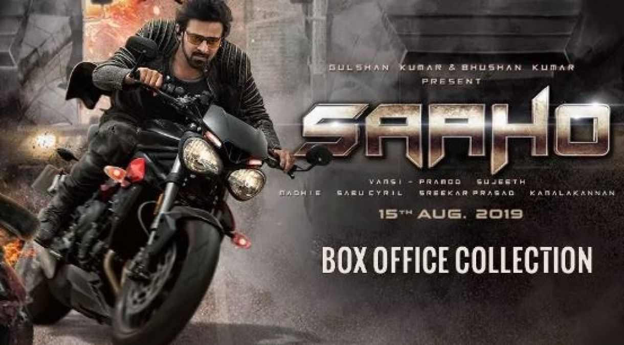 Saaho First Day Box Office Collection