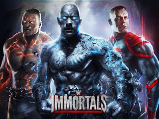 WWE Immortals Apk v2.1 Mod (Money/Energy)
