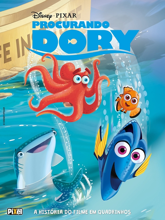 Procurando Dory – HD 720p