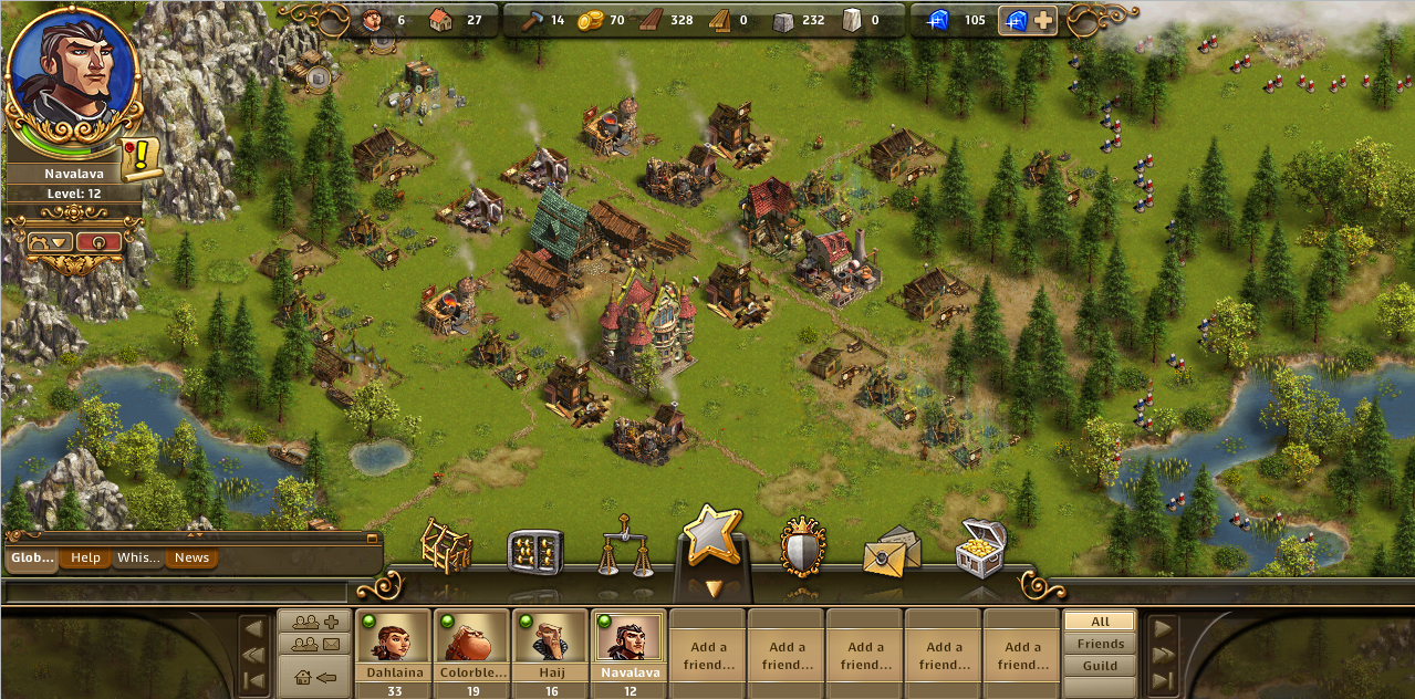 The Settlers Online | Free-to-Play Browser MMO of the Year
