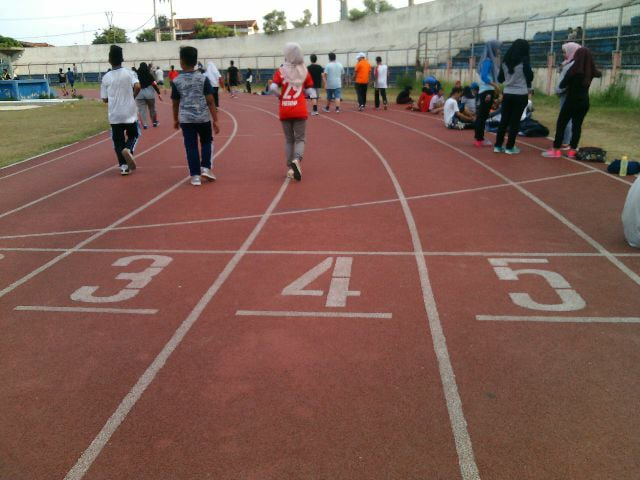 Tempat Jogging Di Bandar Lampung