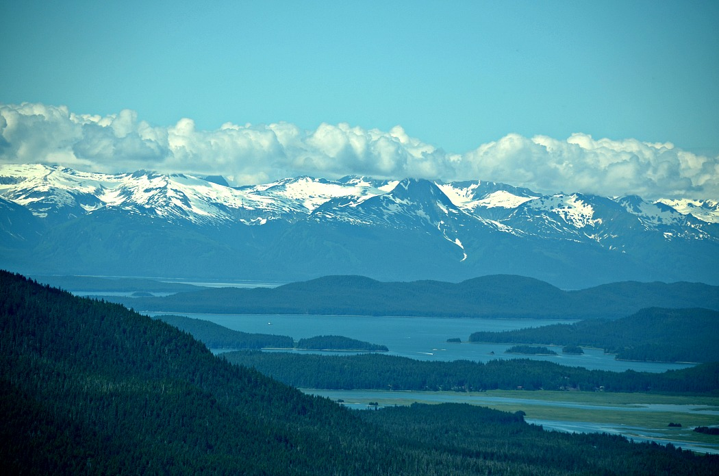 Goldbelt Mount Roberts Tramway_Juneau, Alaska_birdseye views