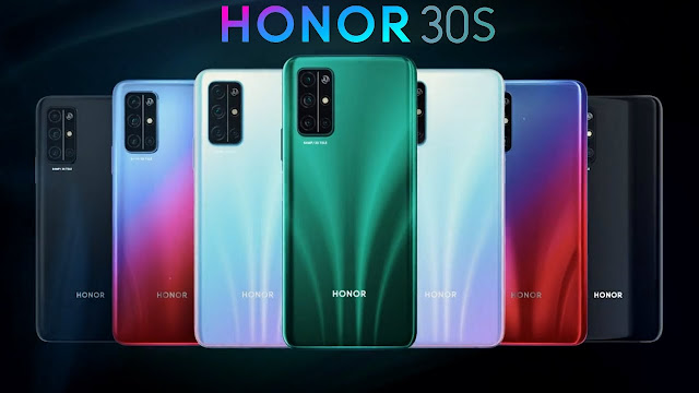 Honor 30S 5G Price Specifications in Pakistan 2020