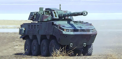 Otokar's Arma 8x8