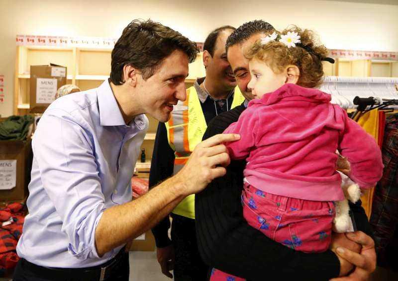 كندا تعلن عن خطتها لإستقبال مليون لاجئ..والتفاصيل