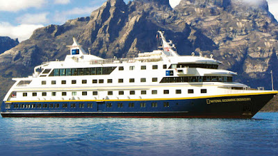 Lindblad Expeditions Introduces their newest ship one month ahead of Schedule - National Geographic Endeavour II