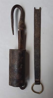 gembok kuno