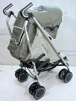 4 Chris and Olins NE1383 Trophy Lightweight Baby Stroller