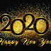 Happy New Year 2020 - Images, Photos, Pics, Wallpapers, Greeting Cards, Drawing, Posters, And GIFs